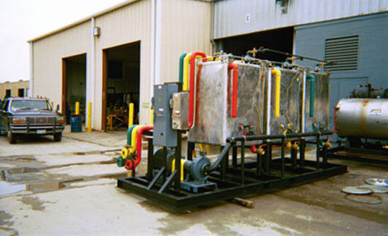 Custom Tank Cleaning Systems Custom Built Vat Systems