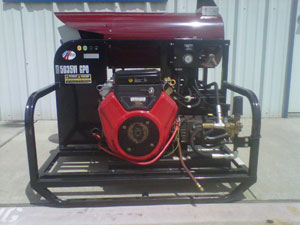 Whitco Pressure Washer