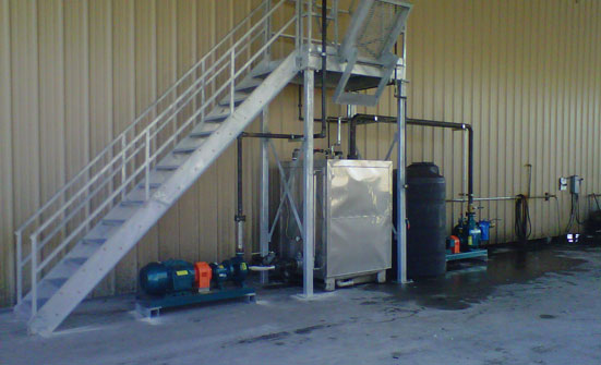 Custom Built Vat Systems
